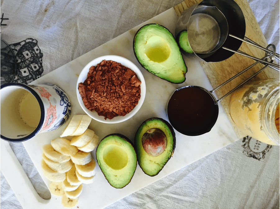 Guest Blogger – Chocolate Avocado Pudding