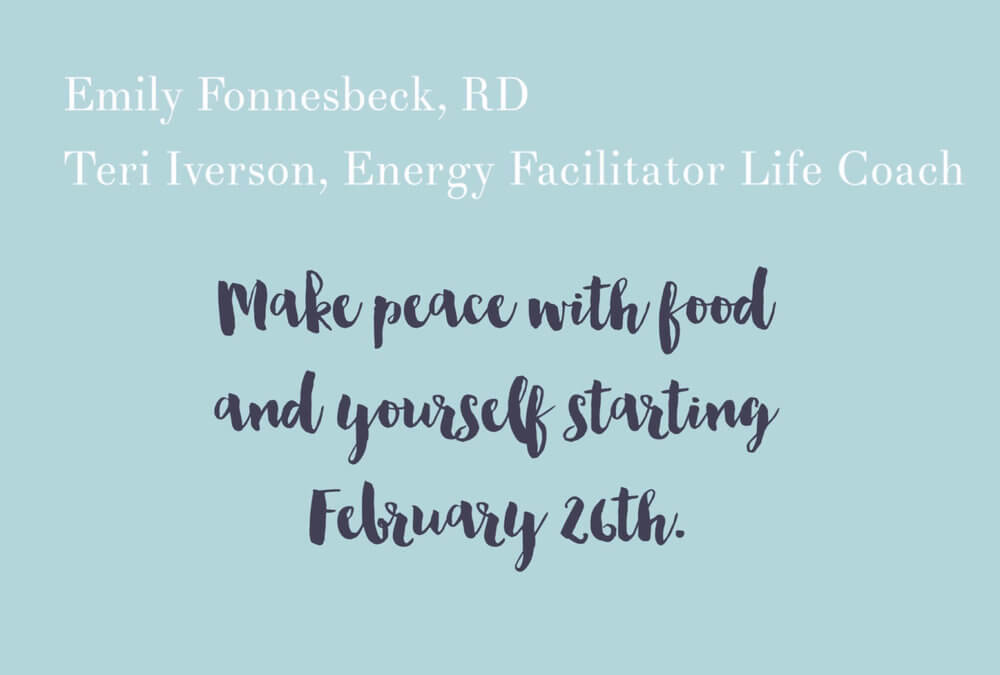 Intuitive Eating and Energy Workshop