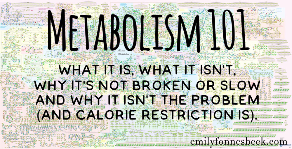 Metabolism 101
