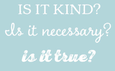 Kind, Necessary and True – An Application to Body Image