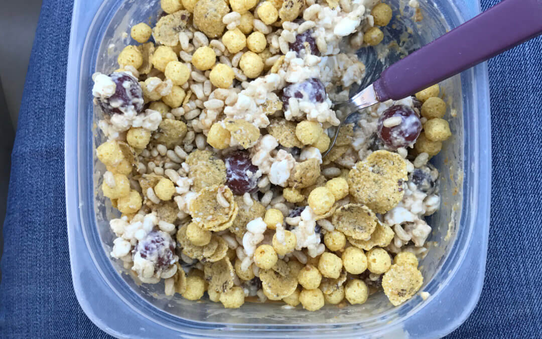 Snack Inspiration, Embracing Hunger and a Few Thoughts on Breastfeeding